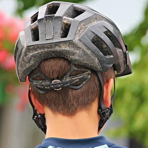 Was macht einen sicheren Kinder Fahrradhelm aus?
