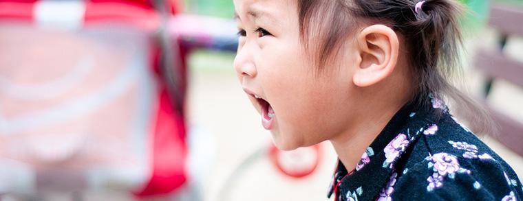 Besonders im Trotzalter können Kinder anstregend sein.