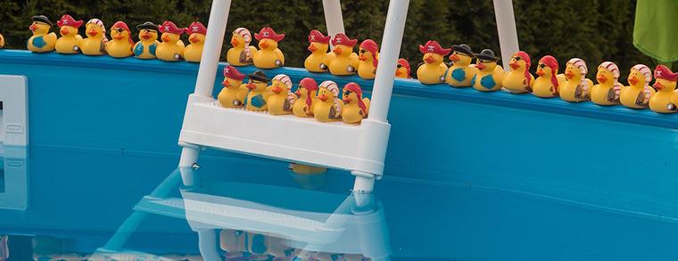 Bereit fürs Babyschwimmen?
