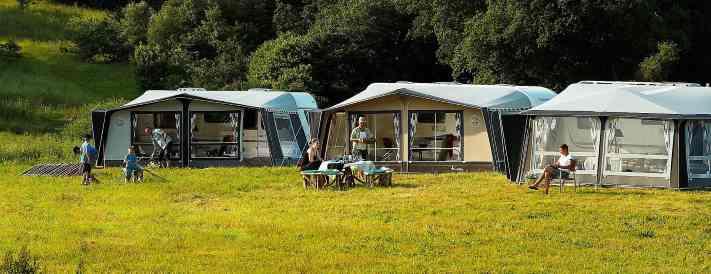 Für Kinder sind Campingplätze mit Abwechslung wichtig