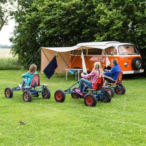 Campen mit Baby und Kleinkind – Ist das möglich?